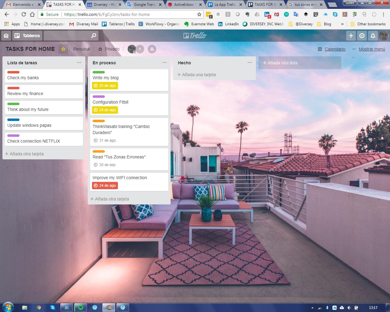 Trello y WorkFlowy : dos herramientas para impulsar tu organización y productividad