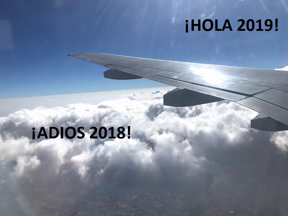 Adios 2018, Hola 2019